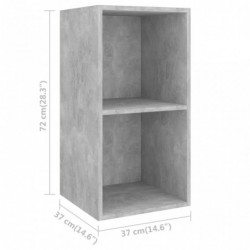 Stuhl Pegleg Stoff Square weiß