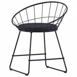 Stapelbare Gartenstühle mit...